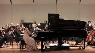 Sabrina's 2018 Concerto Concert at Holy Names University