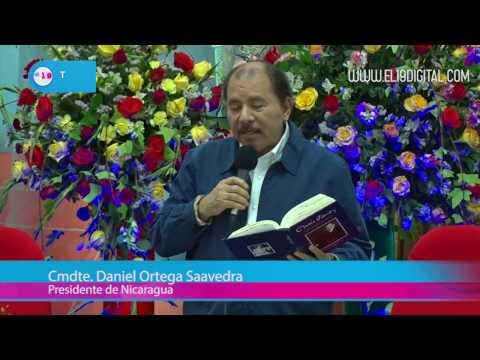 Comandante Daniel y Compañera Rosario juramentan al Gabinete de Gobierno