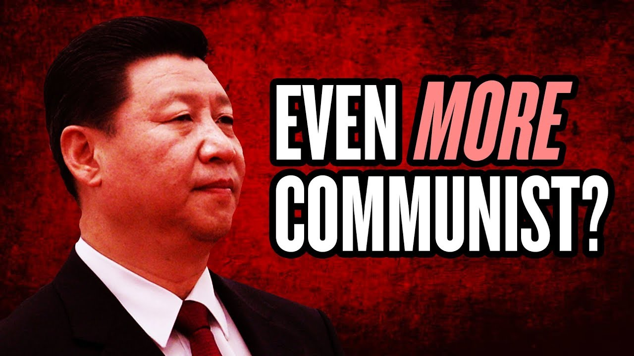Is China Becoming More Communist? | 'President' Xi Jinping and CCP Politics/Economy thumbnail