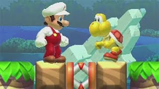 Super Mario Maker - 100 Mario Challenge - Super Expert Difficulty #55