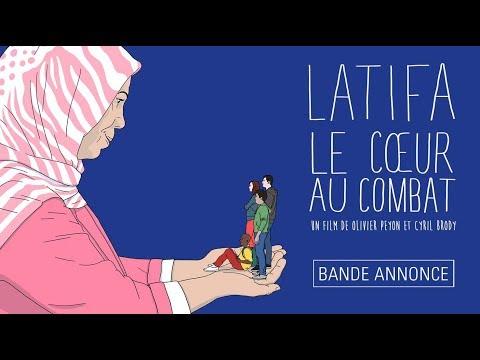 LATIFA, LE COEUR AU COMBAT - Bande annonce