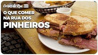 O que comer na Rua dos Pinheiros, em São Paulo - Coisas da Rua - Listas
