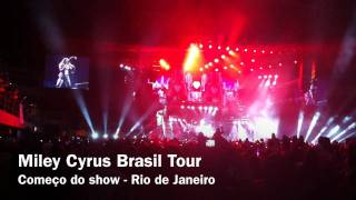 Gypsy Heart Tour à Rio de Janeiro - Liberty Walk Performance - 13/05/11