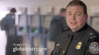 Global Entry - The quickest way through the airport!