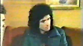 Queen: Interview 1980 in Paris Parte 3