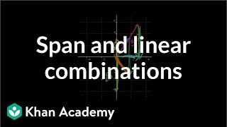 Linear Combinations and Span