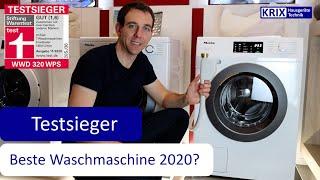 Die Beste Waschmaschine 2020? - Miele WED335 WPS - Deswegen ist sie Testsieger WCD330 WPS WSD323 WPS