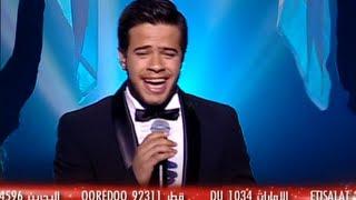 أدهم نابلسي - العروض المباشرة - الاسبوع 3 - The X Factor 2013