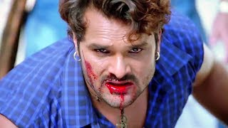 JILA CHAMPARAN New Best Action Scene | Bhojpuri Best Action Scenes | Khesari Lal Yadav - Mohani Ghos