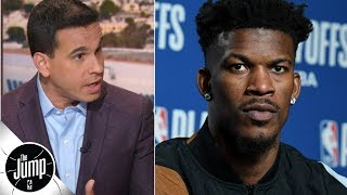 Jimmy Butler, Miami Heat Are The Best Bet To Hit The Over For Games Won   George Sedano | The Jump