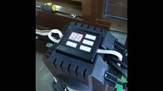Автоматика для откатных ворот Alutech RTO-500 (Roto) KIT 1000 от компании VOROTA - видео