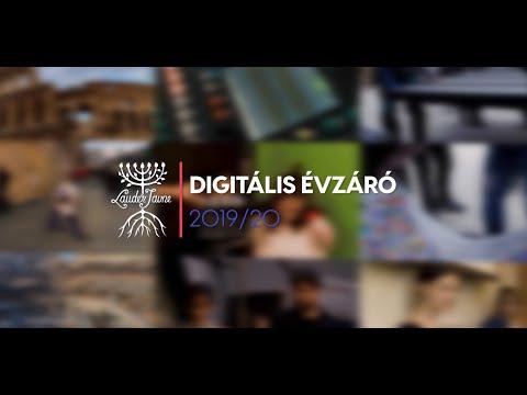 Digitális Évzáró 2019/20