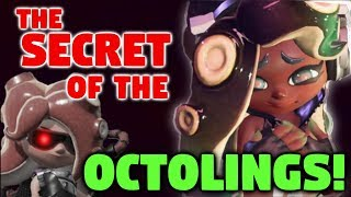 Secret of the Octolings REVEALED! The Mysterious Octoling Theory - dooclip.me