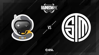 TSM vs. Spacestation Gaming - Theme Park - Rainbow Six Pro League - Season XI - NA