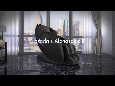 Casada AphaSonic II masažna fotelja
