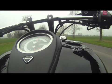 2017 Triumph Thunderbird Storm in Shelby Township, Michigan