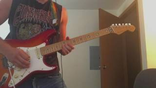 Lay Your Hands On Me Cover (Bon Jovi)