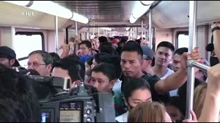 It's safe to ride the MRT, officials say