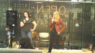 Bookworm Bakery & Cafe Presents Comedy Night February 24, 2012 Video 2