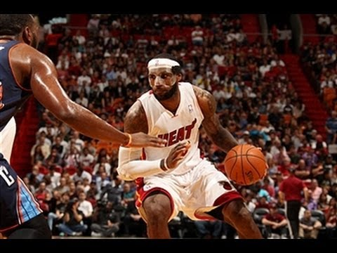 LeBron's Amazing 61-Point Game