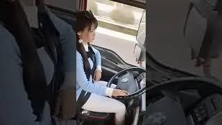 Девушки дальнобой китай