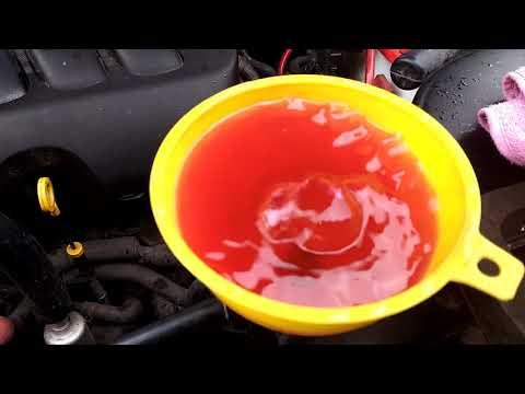 Ist vom Ablass das Benzin zugenäht