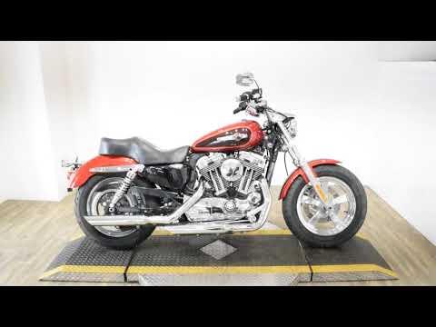 2012 Harley-Davidson Sportster® 1200 Custom in Wauconda, Illinois - Video 1
