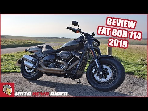 mp4 Harley Davidson Fat Bob 2019, download Harley Davidson Fat Bob 2019 video klip Harley Davidson Fat Bob 2019