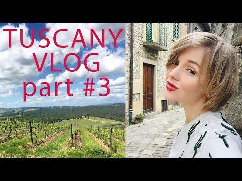 VLOG: ITALY, TUSCANY #3. Влог из Тосканы: город котов и вкуснейшие рестораны)