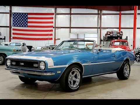 Video of '68 Camaro - QTMA