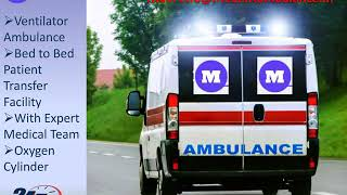 Best and Demanding Ambulance Service in Kurji and Kankarbagh Patna