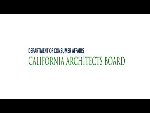 California Architects Board Meeting -- June 13, 2018 Mp3