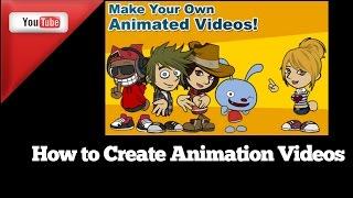 How to Create  Animation Videos - (Explaindio 2.0)