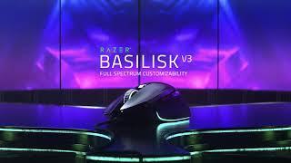 Razer Basilisk V3 | Full Spectrum Customizability