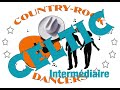 "Regardez ""CELTIC TEARDROPS Line Dance ( Dance & Teach in French)"" sur YouTube"
