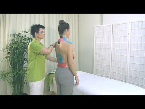 Physiotherapie für Schultergelenk Luxation nach