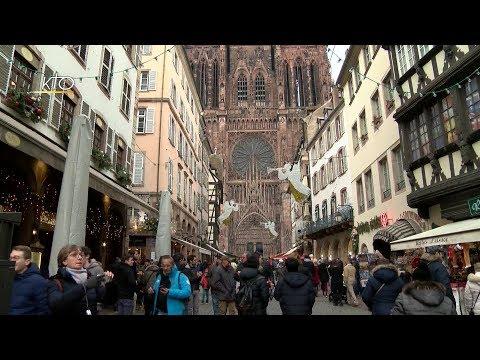 Noël à Strasbourg, une mission d'évangélisation