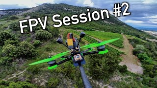 FPV Session #2 iFlight XL5 Third Person View Drone