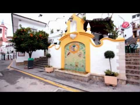 Cortes de la Frontera HD: Mítico pueblo andaluz. Provincia de Málaga y su Costa del Sol