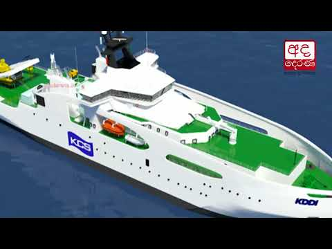 PM inaugurates largest naval vessel to be produced in SL