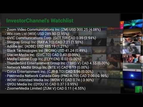 InvestorChannel's Media Watchlist Update for Tuesday, May, ... Thumbnail