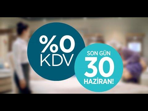 BAMBİ YATAK / KDV İNDİRİMİNDE SON GÜN 30 HAZİRAN