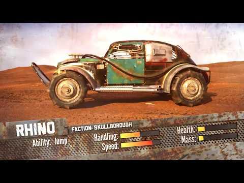 VROOM KABOOM!!! - Meet RHINO! thumbnail