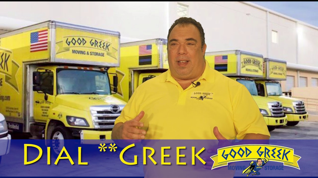 Good Greek Official Movers - Florida