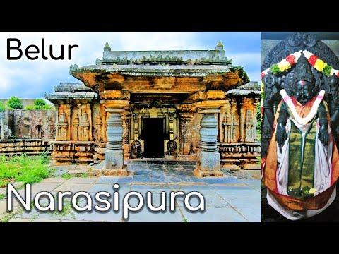 Narasipura Yoganarasimha Temple Belur Halebidu Hassan Tourism Temples of Karnataka Tourism Hoysala