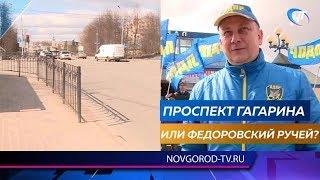 ЛДПР призывают вернуть имя Гагарина улице на Торговой стороне