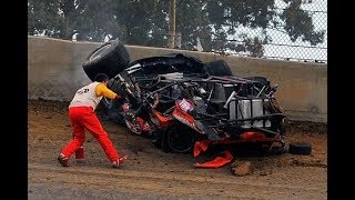 Worlds Worst Dirt Track Crashes!  Episode #3