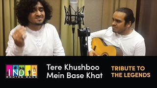 Tere Khushboo Mein Base Khat | Tribute To The Legends