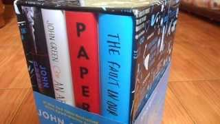 John Green Limited Edition Boxed Set (autographed) - See The Details!