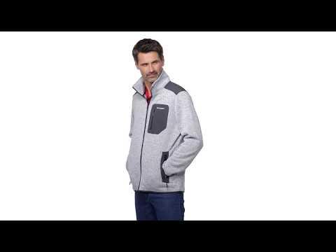 Stubai Herren Strickfleece-Jacke - 233.734 | Personalshop